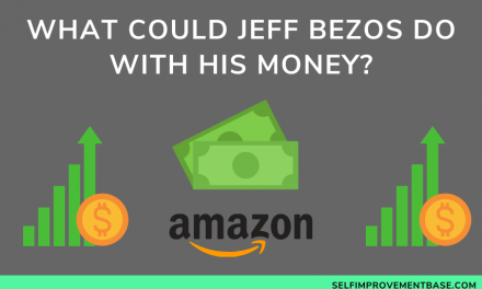 What Could Jeff Bezos Do With His Money?