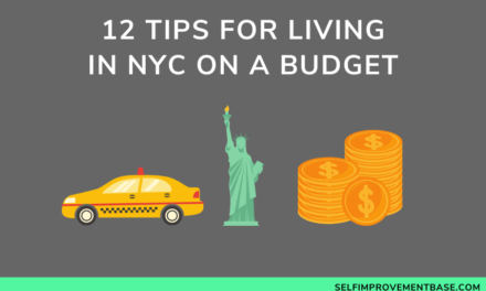12 Tips For Living in NYC On a Budget