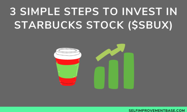 3 Simple Steps to Invest in Starbucks Stock ($SBUX)