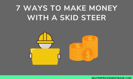 7 Ways to Make Money With a Skid Steer