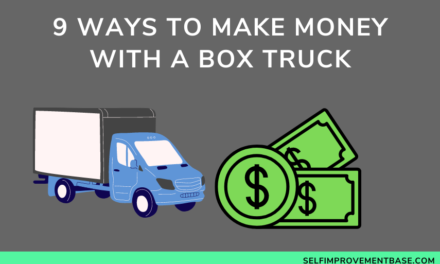 9 Ways to Make Money With a Box Truck