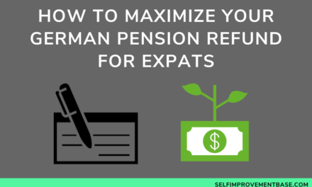 How to Maximize Your German Pension Refund for Expats