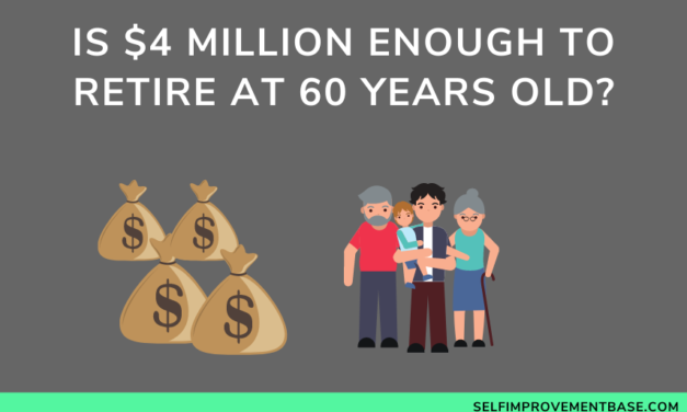 Is $4 Million Enough to Retire at 60 Years Old?
