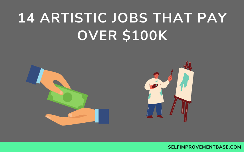 """14 Artistic Jobs That Pay Over $100k<span class=""""wtr-time-wrap after-title""""><span class=""""wtr-time-number"""">13</span> min read</span>"""