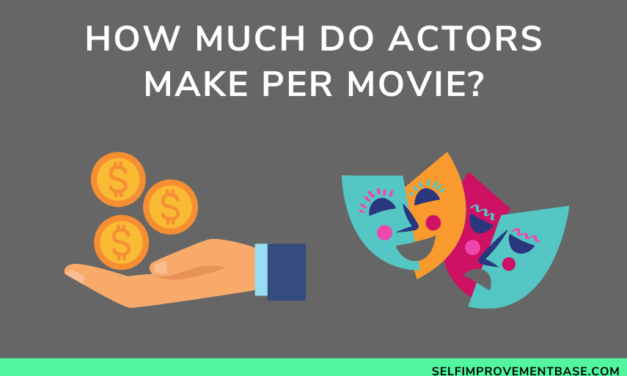 How Much Do Actors Make Per Movie?